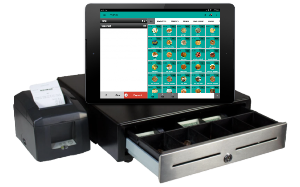 StorePoint POS Green-line